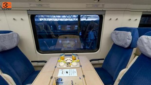 قطار تندروی پردیس مسیر تهران مشهد را هفت و نیم ساعته طی میکند.