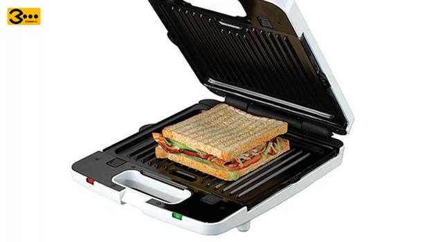 با صفحه گریل هم میشود ساندویچ ساخت!