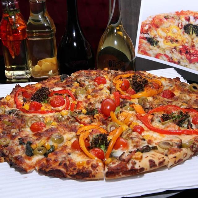 پیتزا سبزیجات «وگیتاله»