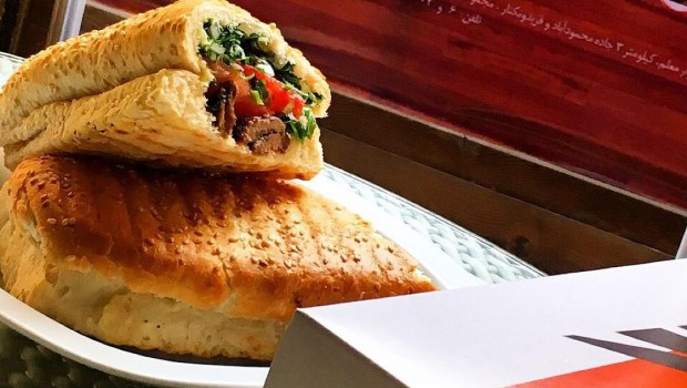 ساندویچ کلبه