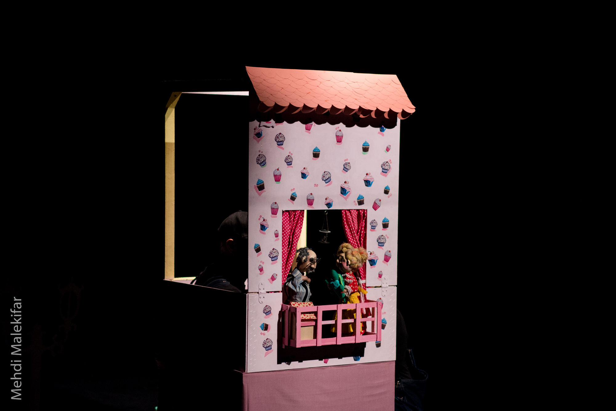 نمایش عروسکی تشپ کال