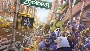 زوتوپیا , شهر حیوانات