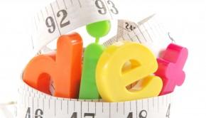 چقدر بخوریم تا لاغر شویم؟