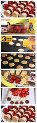 پنکیک صبحانه