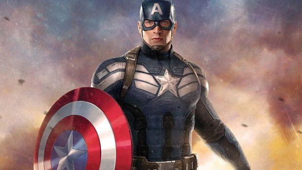 کاپیتان آمریکا جنگ داخلی