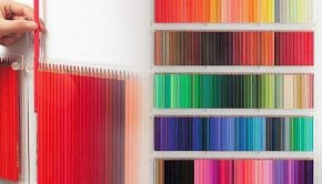 ۲-Colored-Pencils-Wall-art