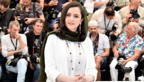 """CANNES, FRANCE - MAY 21:  Taraneh Alidoosti attends """"The Salesman (Forushande)"""" Photocall during the 69th annual Cannes Film Festival at the Palais des Festivals on May 21, 2016 in Cannes, France.  (Photo by Pascal Le Segretain/Getty Images)"""