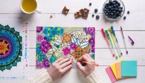 رنگآمیزی برای بزرگسالان